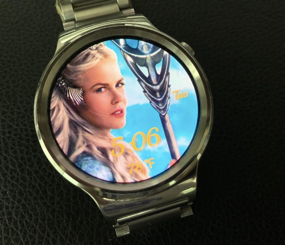 Android Photo Watch 2 (Wear OS) Screen 9