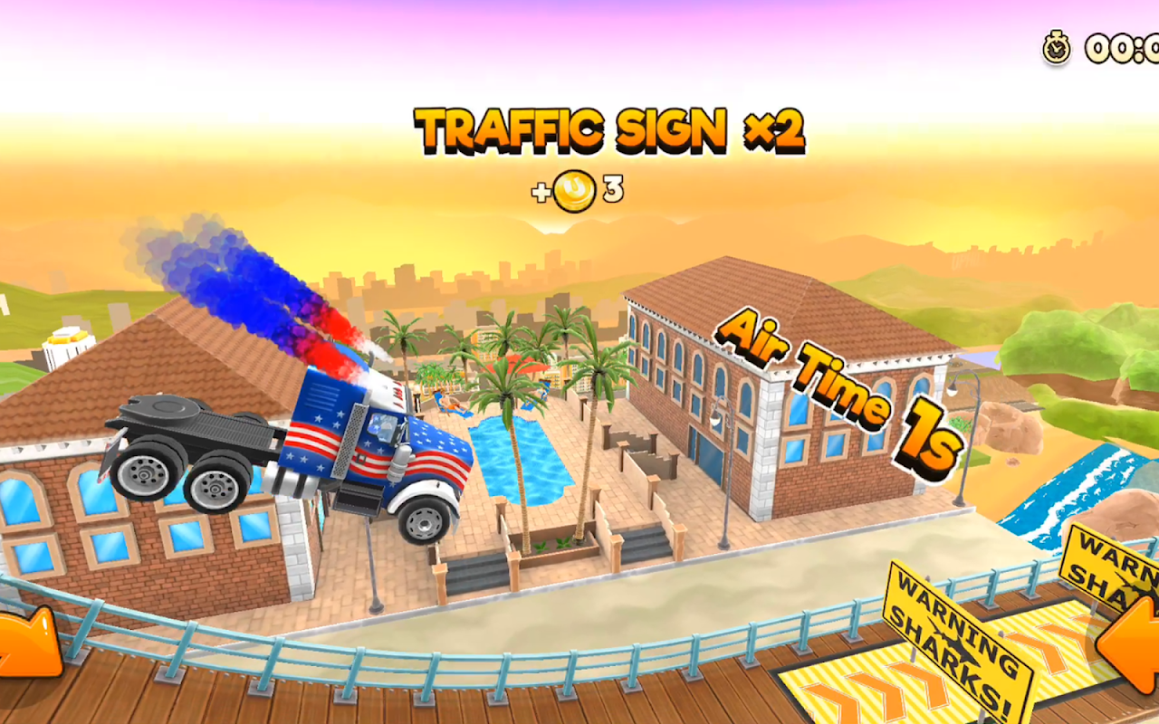 Uphill Rush USA Racing 1.05.1 Screen 2