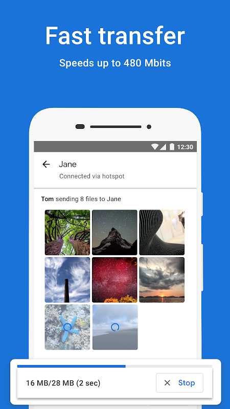 Files by Google: Clean up space on your phone 1.0.224103129 Screen 4