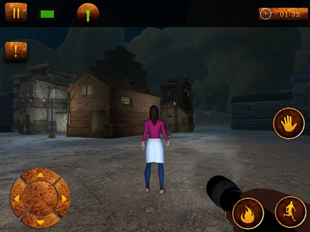 Evil Haunted Ghost – Scary Cellar Horror Game 1.1 Screen 9