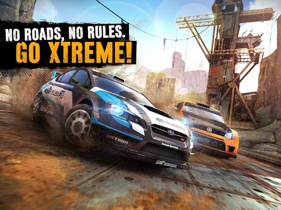 Asphalt Xtreme: Rally Racing 1.4.2i Screen 2