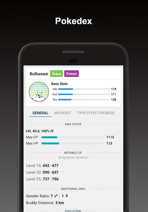 Poke Genie - Safe IV Calculator 4.5.3 Screen 6