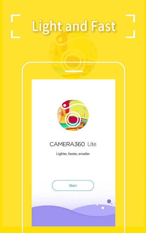 Android Camera360 Lite - Selfie Camera Screen 4