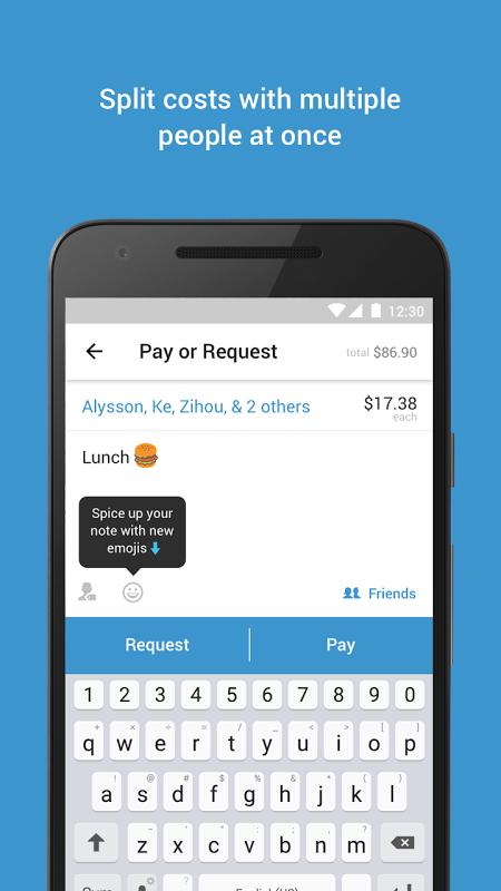 Venmo: Send & Receive Money 7.11.0 Screen 1