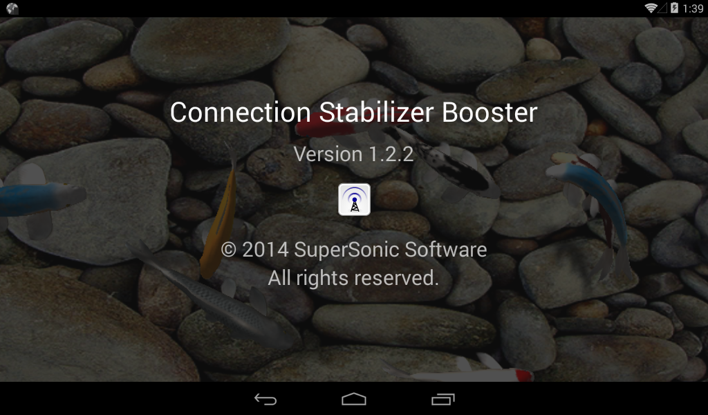 Connection Stabilizer Booster 1.9.8 Screen 13