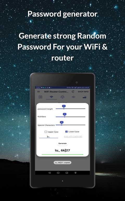 Router Admin Setup Control & Speed Test 9.41 Screen 14