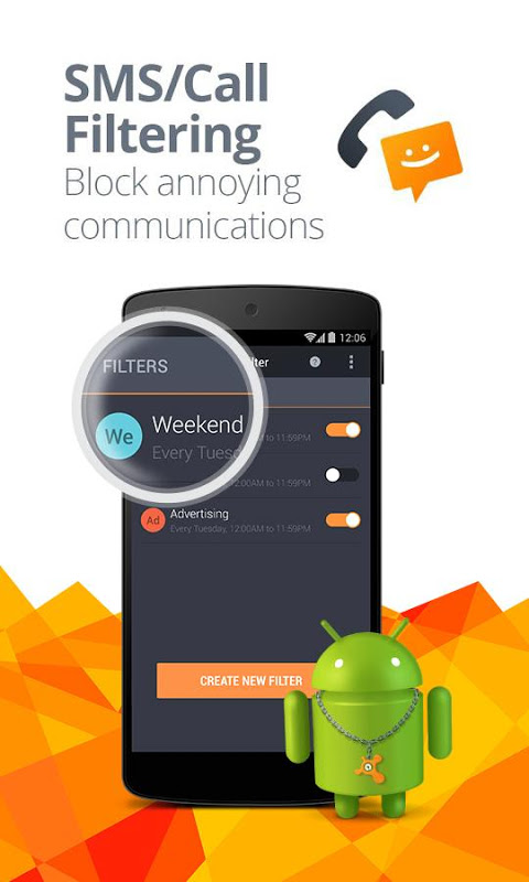 Android Avast Mobile Security Screen 22