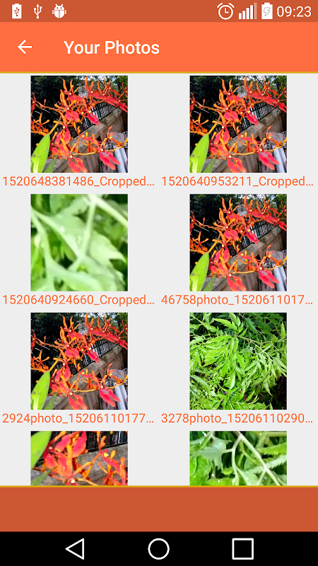 Android Compress Image , Resize and Crop Screen 6