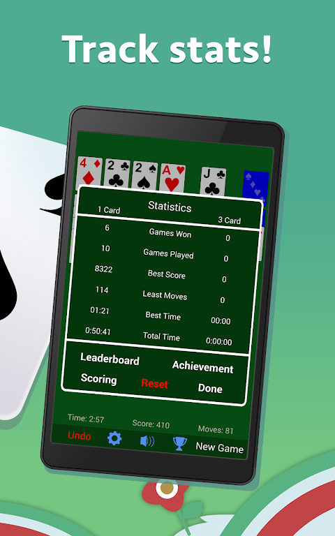 Solitaire 3.5.1.3 Screen 14