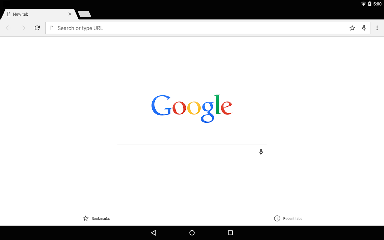 Android Chrome Dev Screen 11