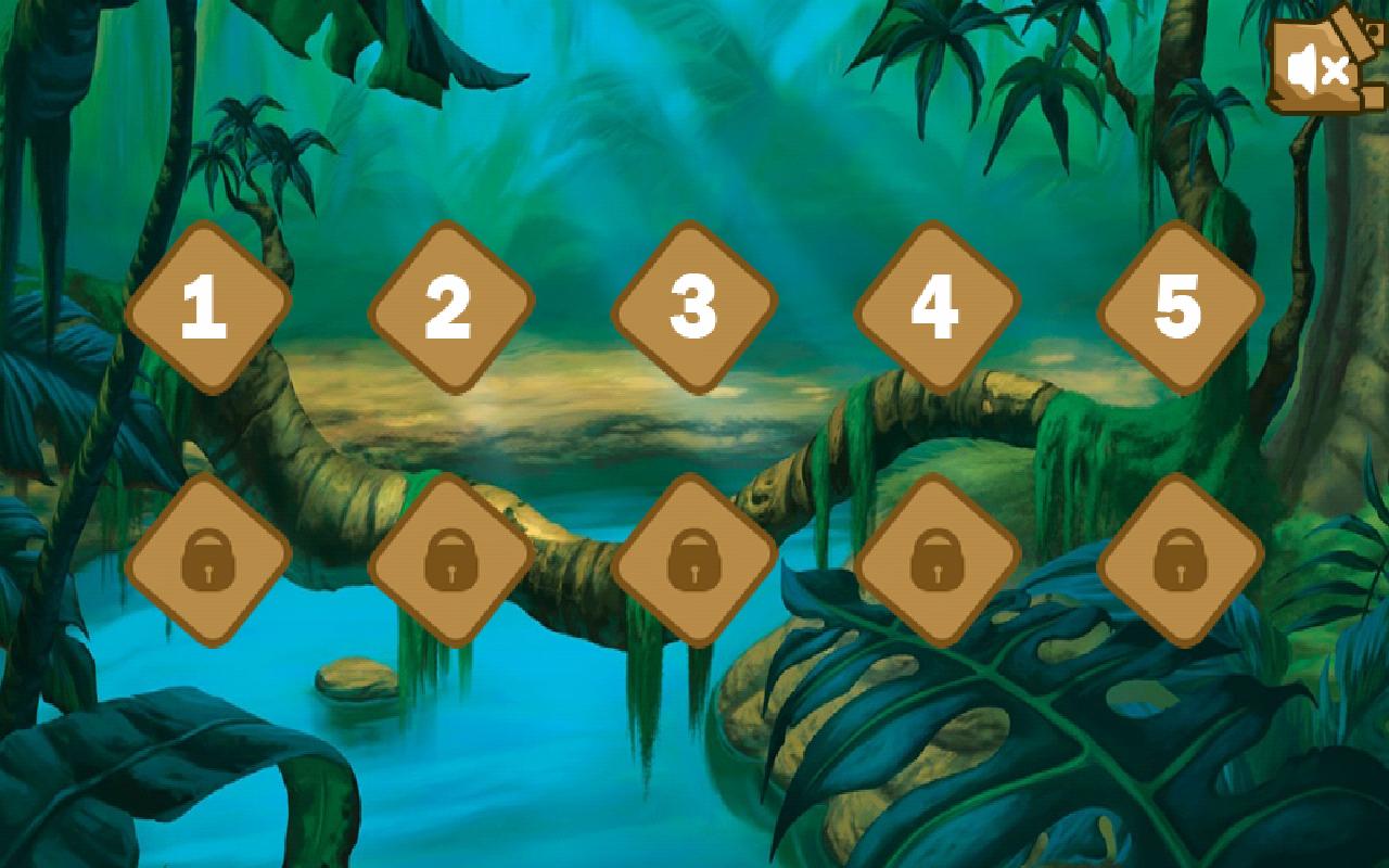com.mongome.jungle.monkey.saga 2.2.0 Screen 1