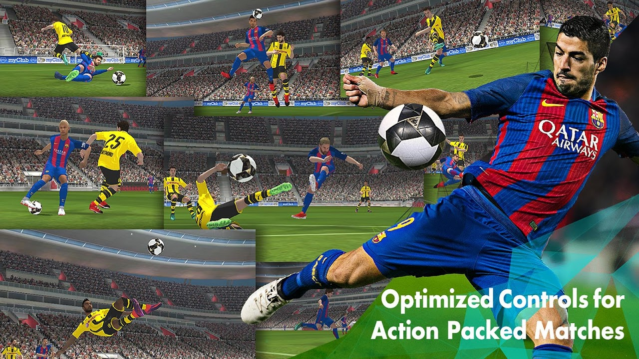 PES2017 -PRO EVOLUTION SOCCER- (Unreleased) 0.9.0 Screen 7