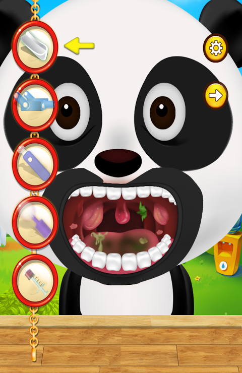 Android Dentist Pet Clinic Kids Games Screen 6
