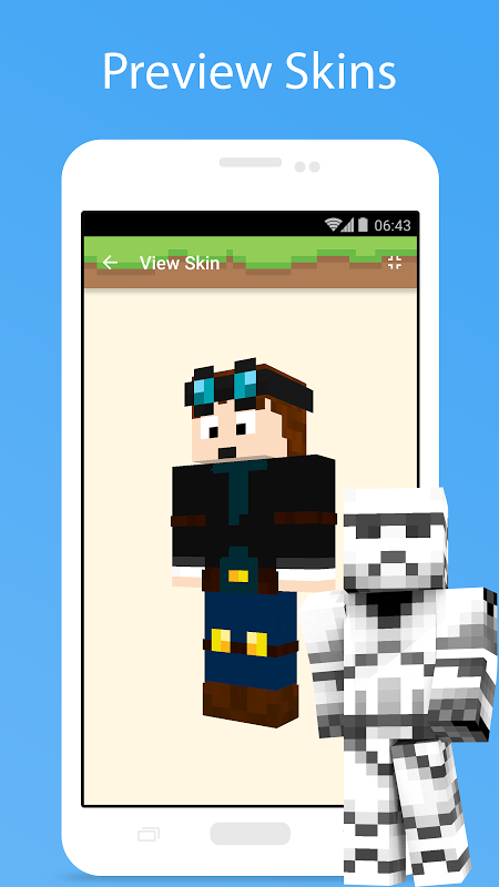 MCPE Skin Studio 4.0.1 Screen 5