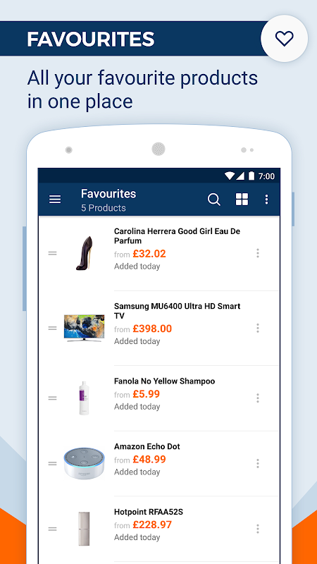 idealo - Price Comparison & Mobile Shopping App 10.3.0-BETA Screen 5