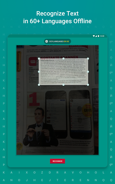 TextGrabber Offline Scan & Translate Photo to Text 2.5.3.3 Screen 12