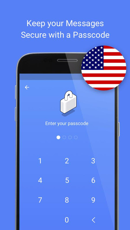 Android TextNow - Free US Phone Number Screen 2