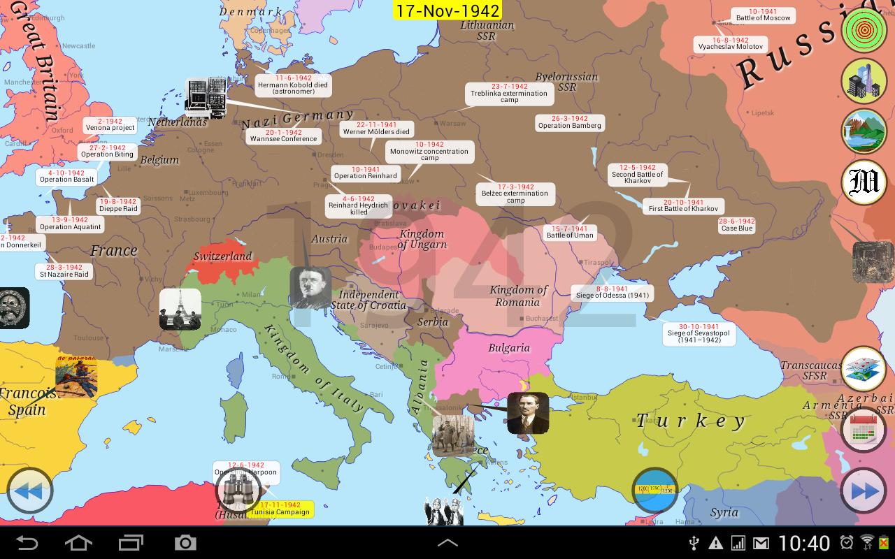 World History Atlas 2.46 Screen 3