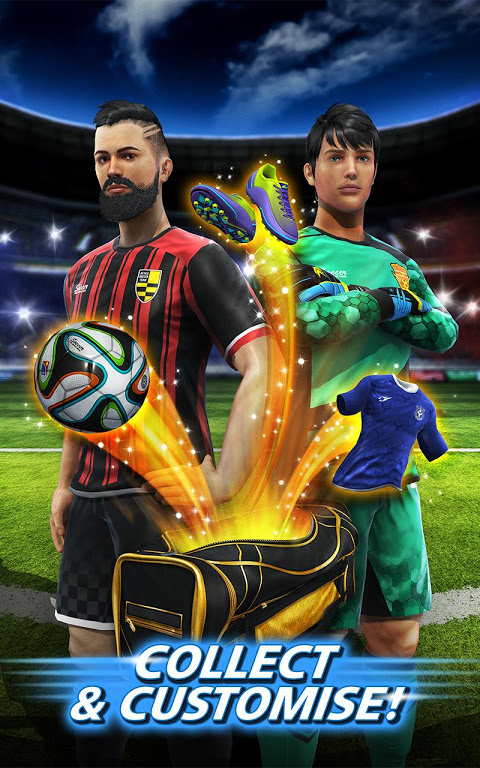 Football Strike - Multiplayer Soccer 1.10.0 Screen 1