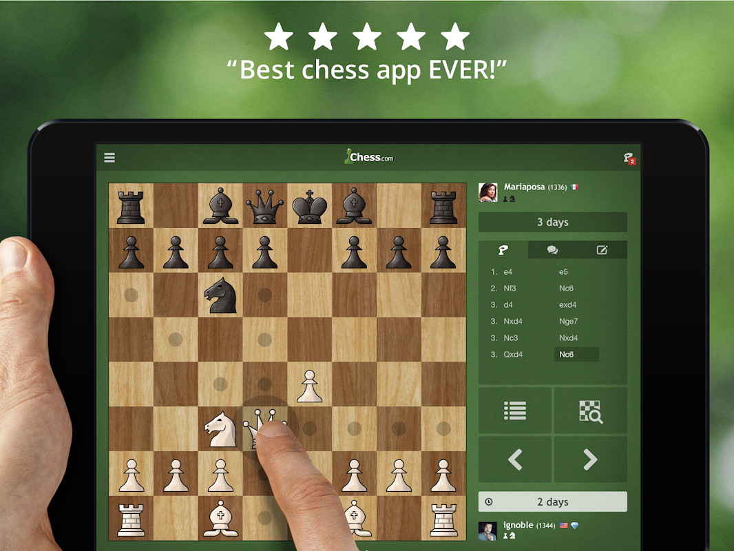 Chess - Play & Learn 3.8.1 Screen 6