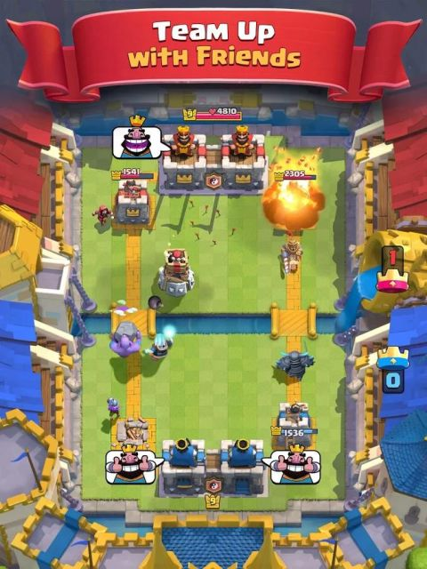 Android Clash Royale Screen 57