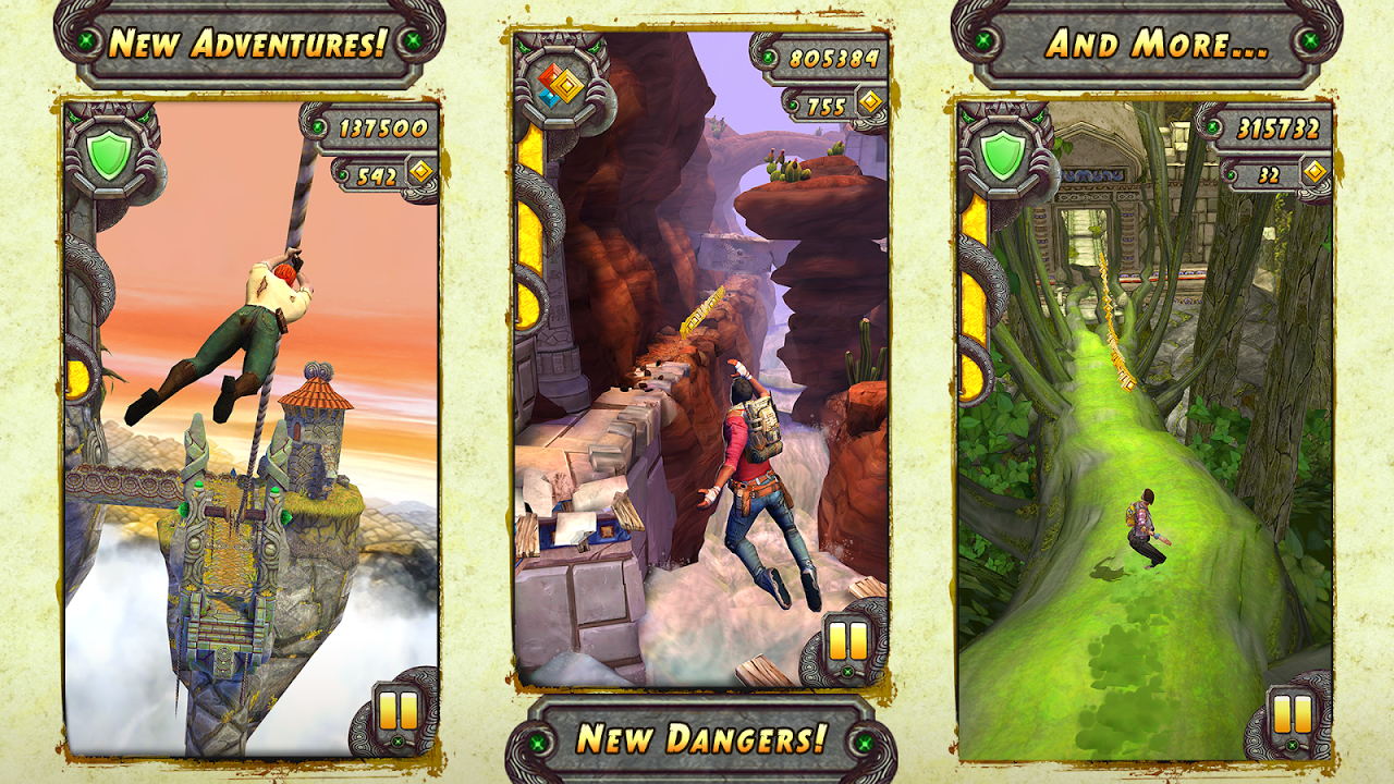 Android Temple Run 2 Screen 7