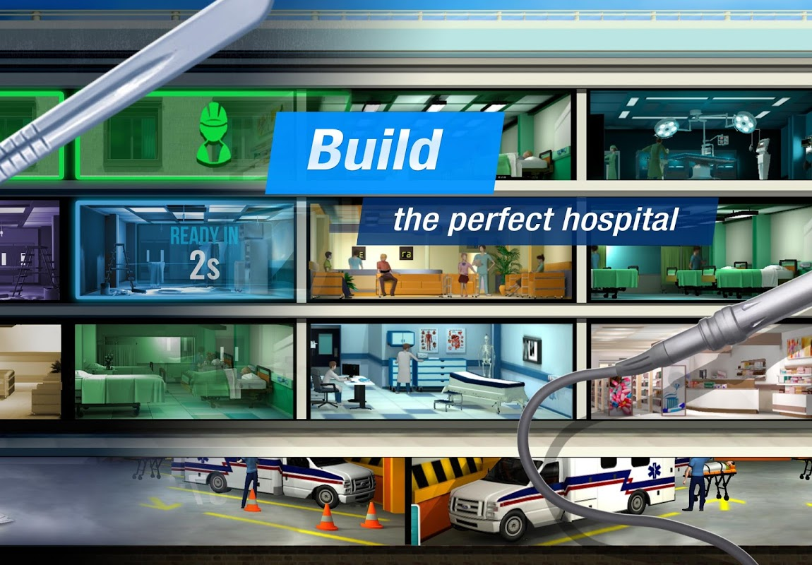 Operate Now: Hospital 1.29.4 Screen 7