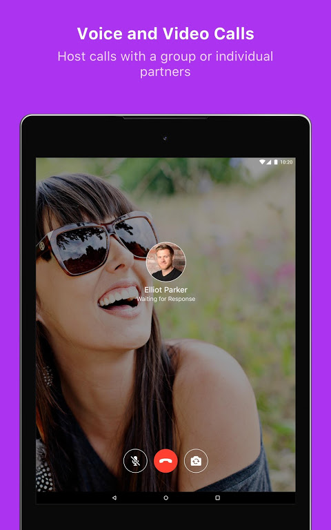Android HelloTalk Screen 8