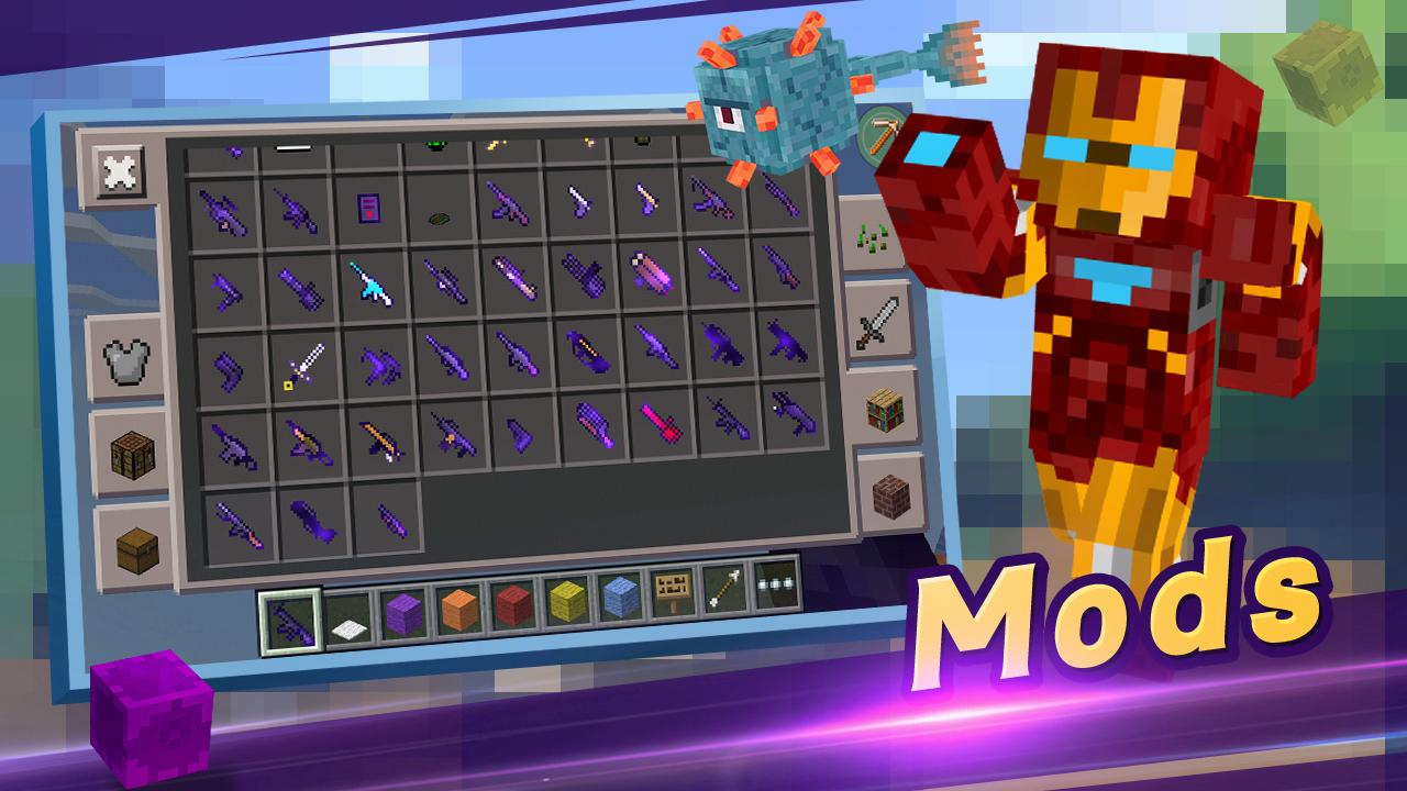 Master for Minecraft- Launcher 2.1.54 Screen 5