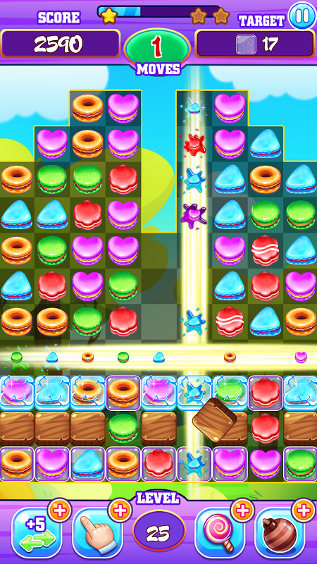Cookie Forest 1.0.0 Screen 6