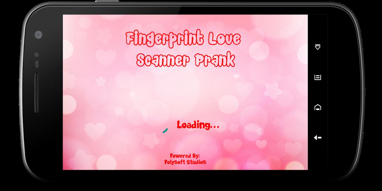 Fingerprint Love Scanner Prank 1.11.10FLTS Screen 6