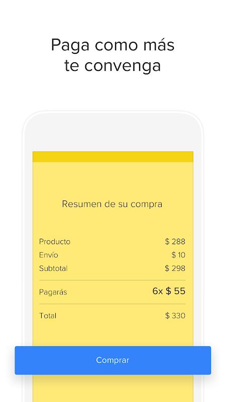 Mercado Libre: Encuentra tus marcas favoritas 8.11.3 Screen 1