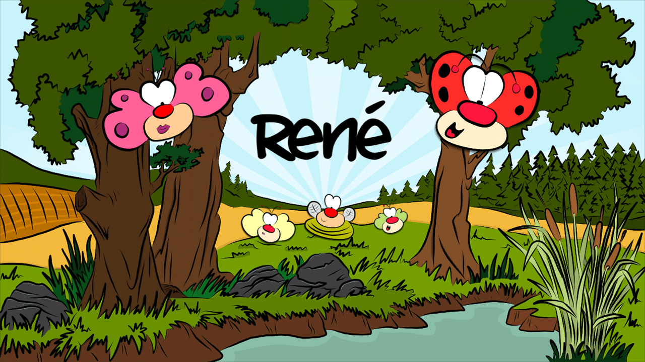 Android Rene the cute ladybug Screen 9