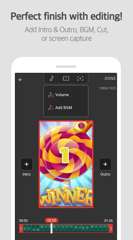 Mobizen Screen Recorder 3.6.2.8 Screen 6