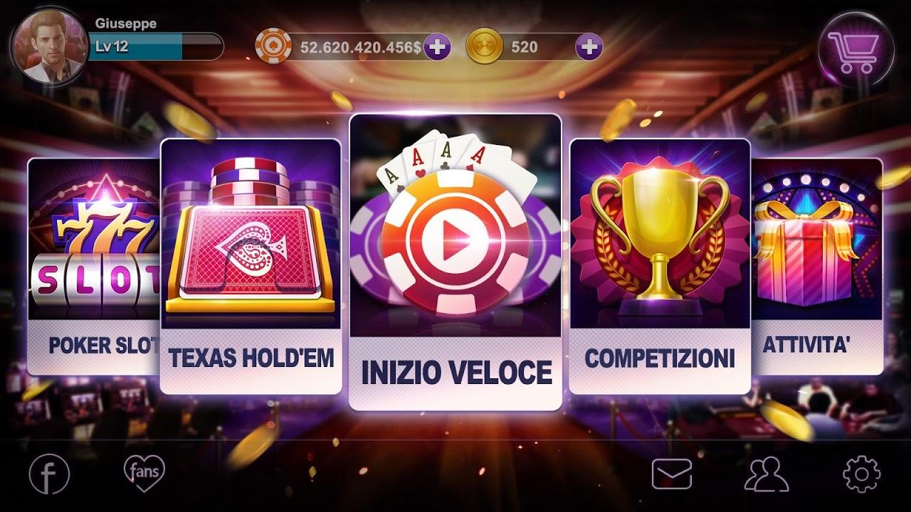 Poker Italia HD 7.1.208 Screen 3