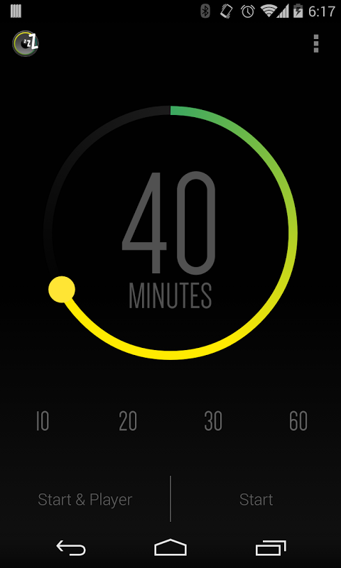 Sleep Timer (Turn music off) 2.0.3 Screen 8