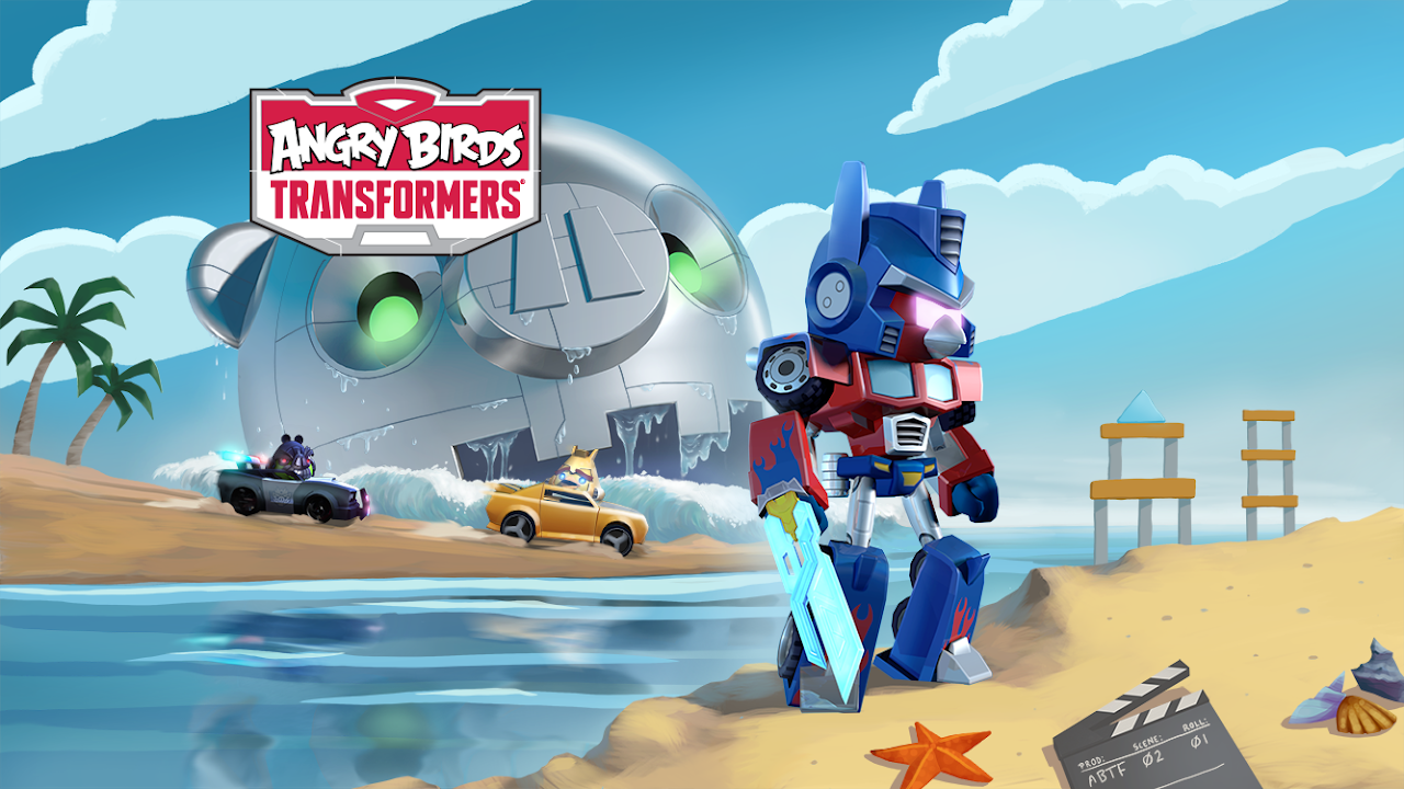 Angry Birds Transformers 1.35.8 Screen 5