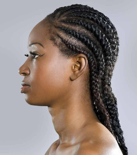 Android Braided Hairstyles Screen 2