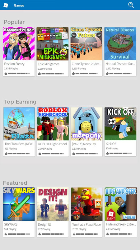 Android ROBLOX Screen 8