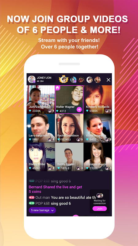 LiveMe - Video chat, new friends, and make money 4.0.80 Screen 5