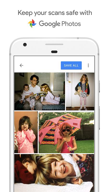 PhotoScan by Google Photos 1.5.2.242191532 Screen 3