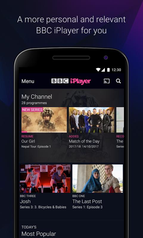 Android BBC iPlayer Screen 18