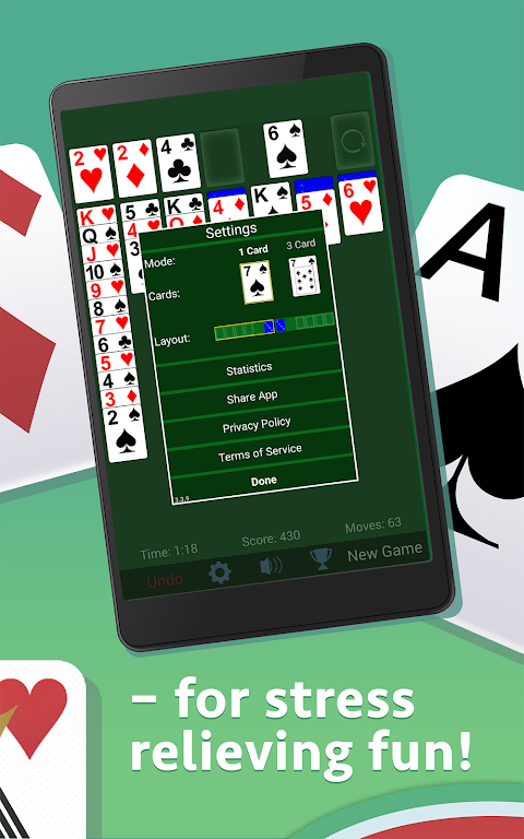 Solitaire 3.5.1.3 Screen 13