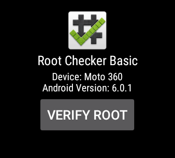 Root Checker 6.1.5 Screen 7