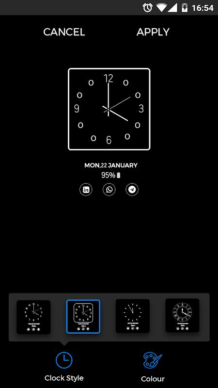 Always on Display - AMOLED 1.0.13 Screen 3