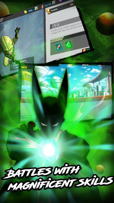 Android Fury Fighter: Awaken Screen 2