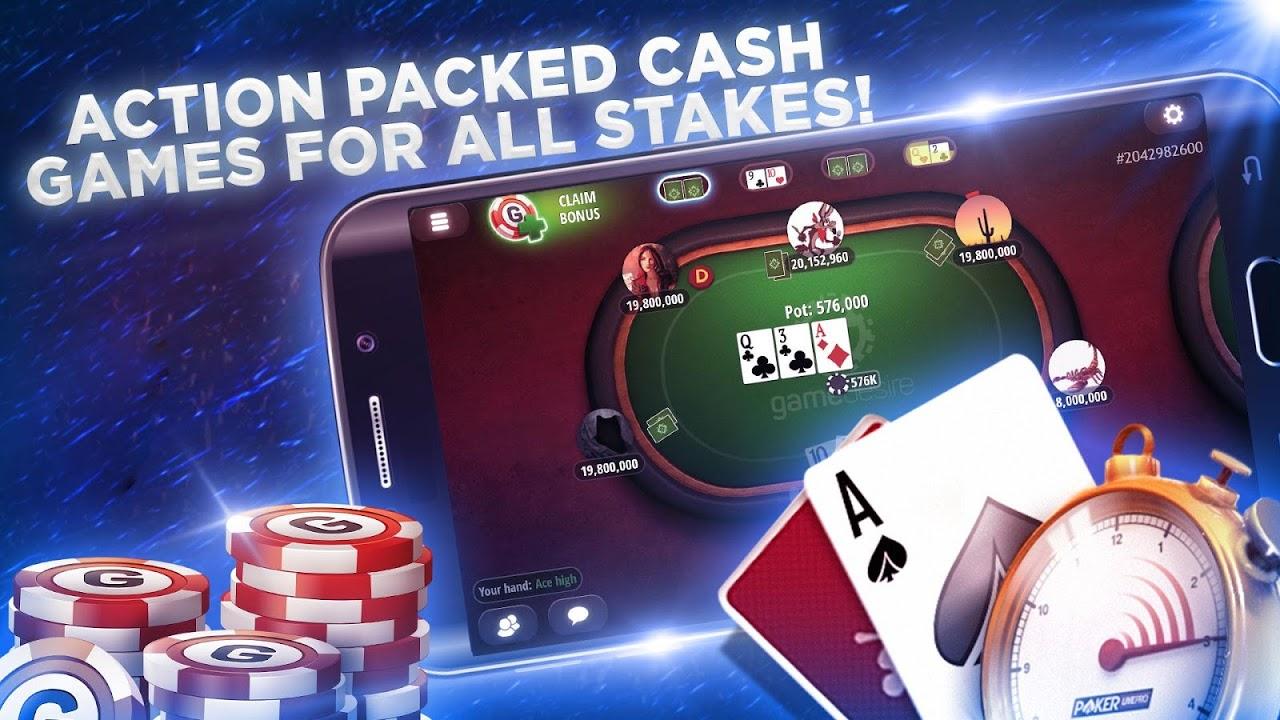 Poker Texas Holdem Live Pro 6.3.1 Screen 12