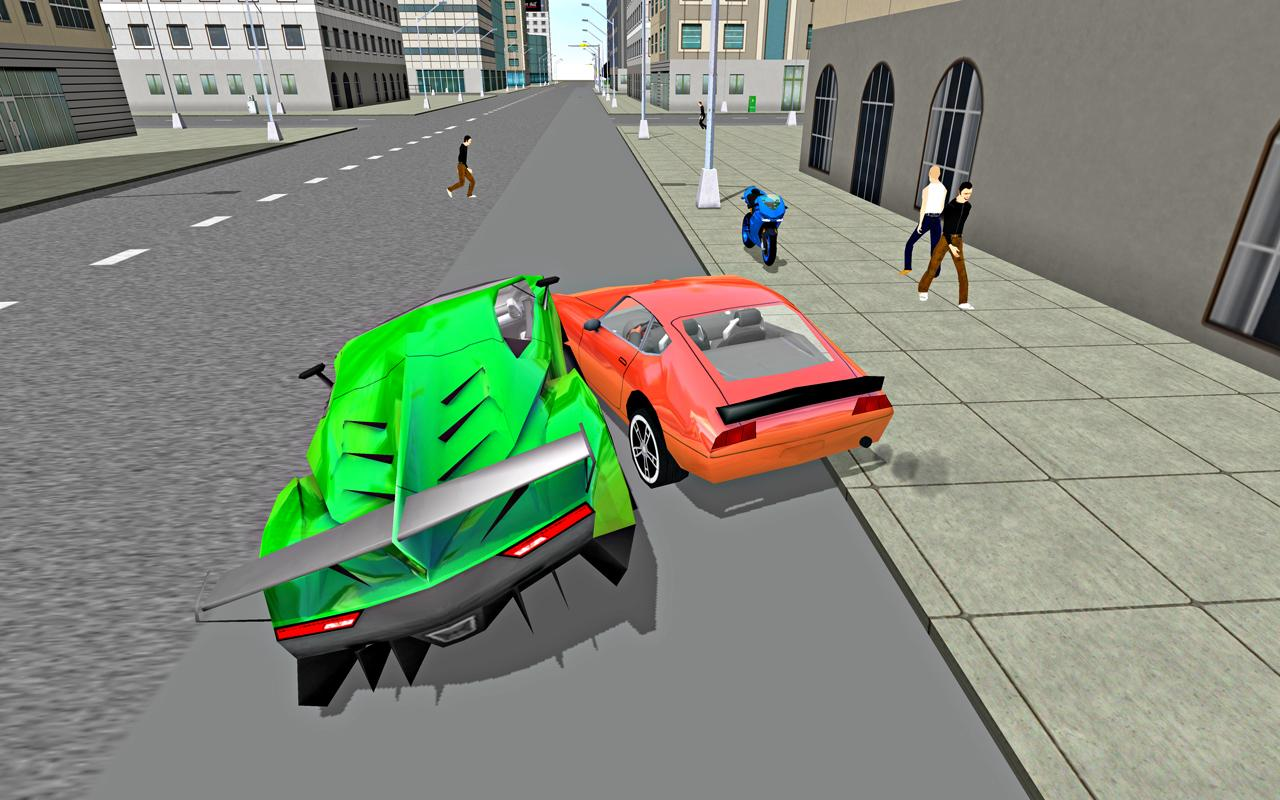 Android City Fight San Andreas Screen 6