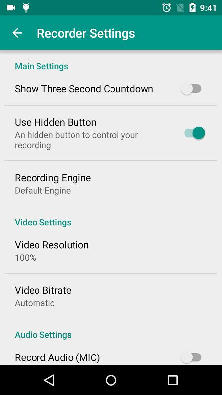 ADV Screen Recorder 3.2.1 Screen 7