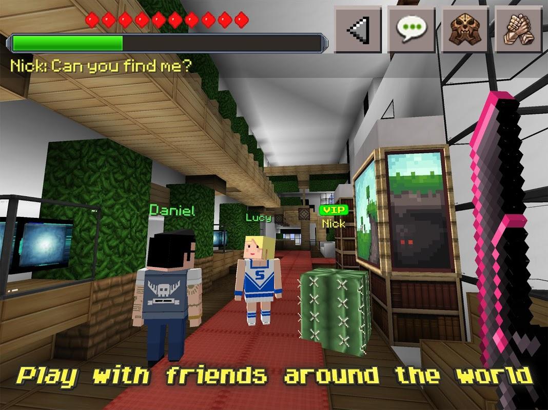 Android Hide N Seek : Mini Game Screen 6